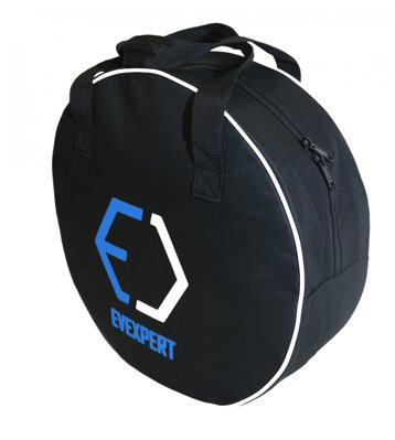 Carry BAG for EV charging cable with EV Expert logo