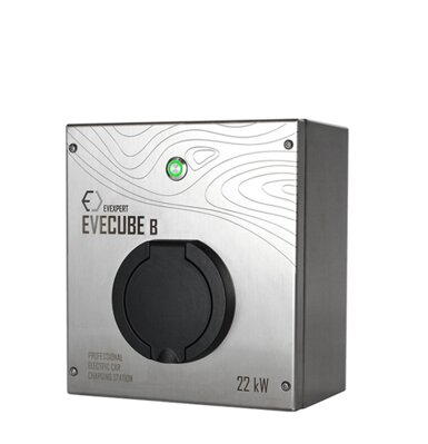 EVECUBE B - 22kW AC charging station